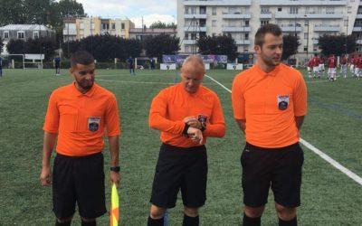 L'arbitre : la cinquième loi du football à 11