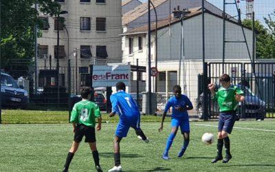 Groupe U16 : Une équipe inédite en amical contre Claye-Souilly