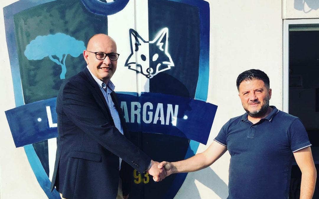 Le grand supermarché CORA sponsor du FC Livry-Gargan
