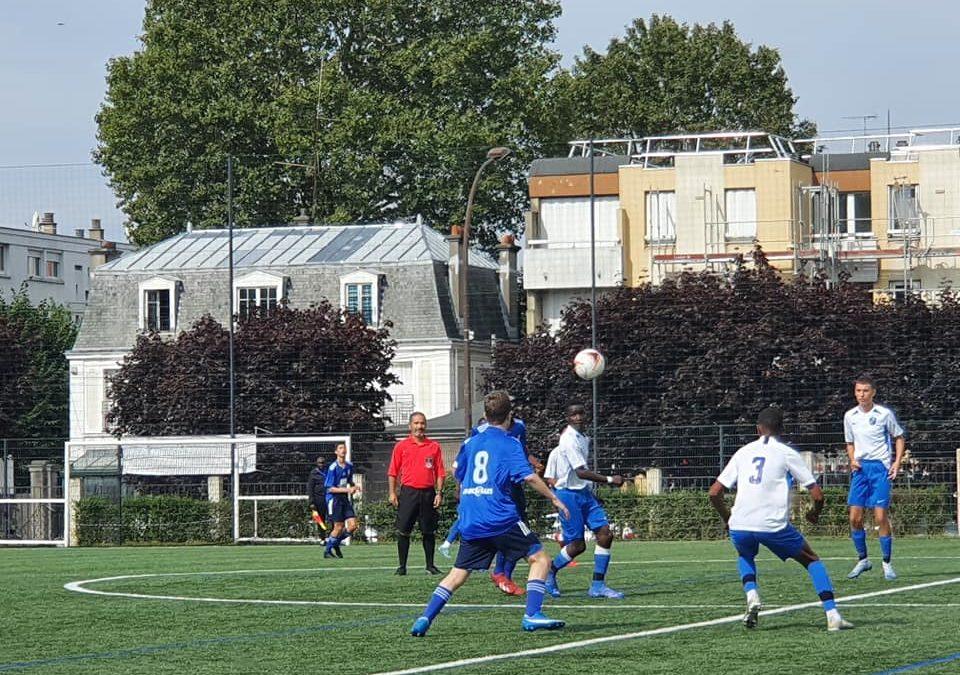 U16 A : Un match à haute intensité pour la 1ère journée du championnat